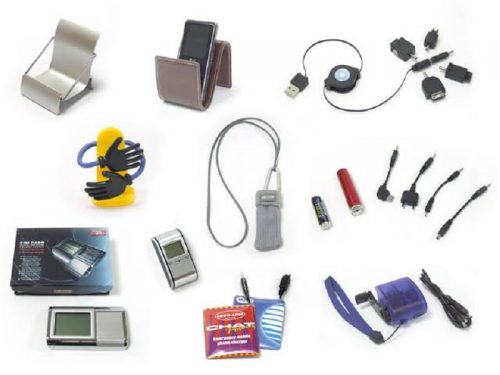 MOBILE & TABLET ACCESSORIES